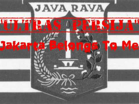 Ultras Persija - Jakarta Belongs To Mee