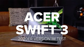 Acer Swift 3 (2020) im Test: Das ideale Windows-Notebook? | deutsch