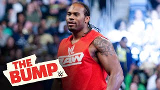 Wwe Superstars Remember Shad Gaspard: Wwe's The Bump, May 27, 2020