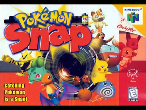 Full Pokémon Snap OST
