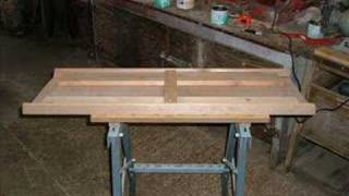 WOODEN BOATBUILDING AT HOME