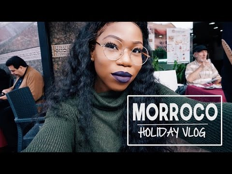 "MOROCCO - DAY 1: ""They Keep Trying To Scam Us""...HOLIDAY VLOG!!"