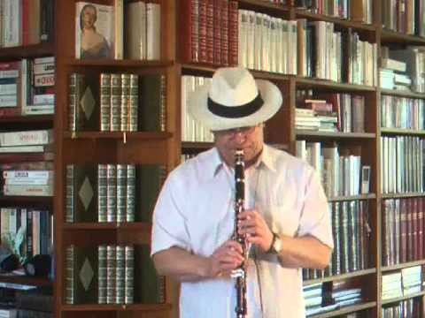 Chicago Swing clarinet Jazz Version 2