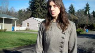 Video The Haunting of Sunshine Girl - Creepy lady is going to help with my haunted house! download MP3, 3GP, MP4, WEBM, AVI, FLV November 2017