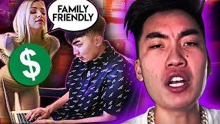 RiceGum Is 'Family Friendly' Now