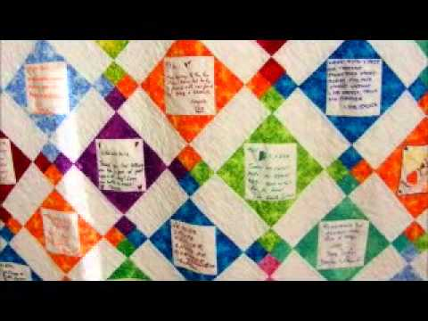 My Signature Wedding Quilt Youtube