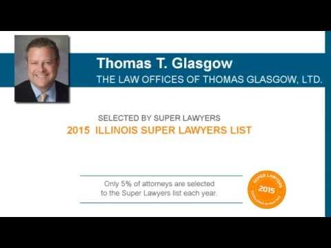Thomas T. Glasgow, Selected By Illinois Super Lawyers 2015