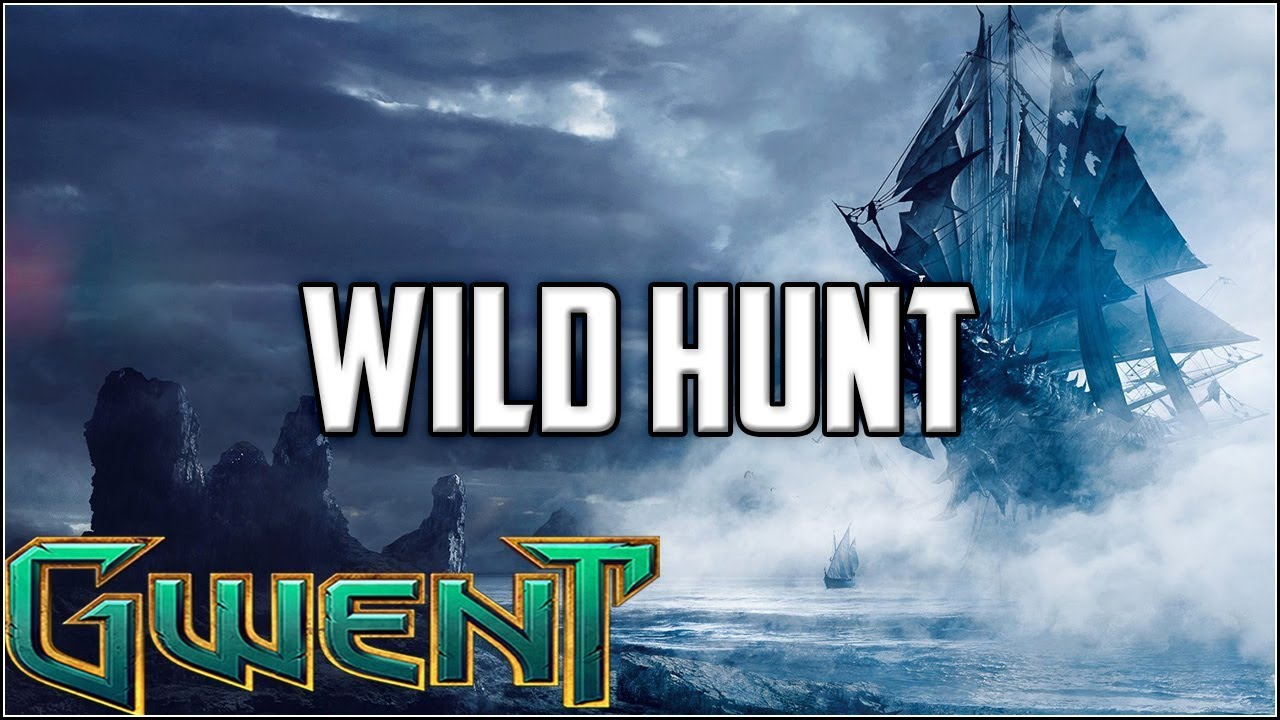 Gwent The Wild Hunt ~ Bear Barbeque ~ Gwent Deck Game play Video