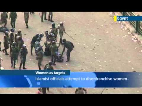 UN report: Sexual violence against Egyptian women increased since Muslim Brotherhood takeover