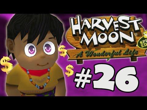 Save TÁ PERDIDA E HEITIR CHEIO DA GRANA RETURNS! - Harvest Moon: A Wonderful Life #26 Pics