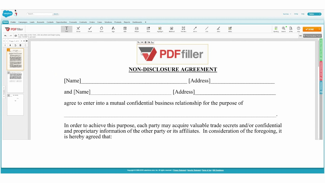 How To Pdf From Pdffiller