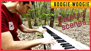 🔴 Man Playing in the Woods - Ben Toury