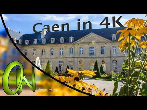 CAEN IN 4K | France