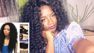 OUTRE Synthetic Hair Weave Batik Duo Dominican Curly 5PCS    AMAZON US   KITTY DIAMOND 💎