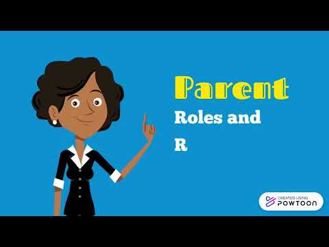 Parent Roles and Responsibilities