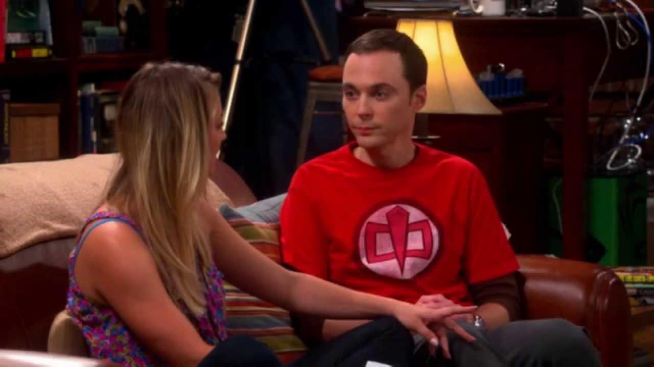 Sheldon penny hook up
