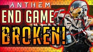 Anthem | END GAME IS BROKEN! Full Masterwork IN A DAY! #Anthem