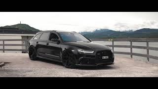 All-Black Mafia RS6 on Yido Performance Wheels (4K) ❌