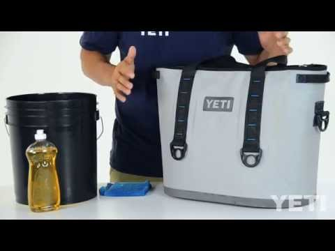 Cleaning Your YETI Hopper
