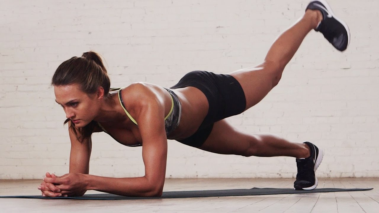 the three minute perfect plank workout youtube