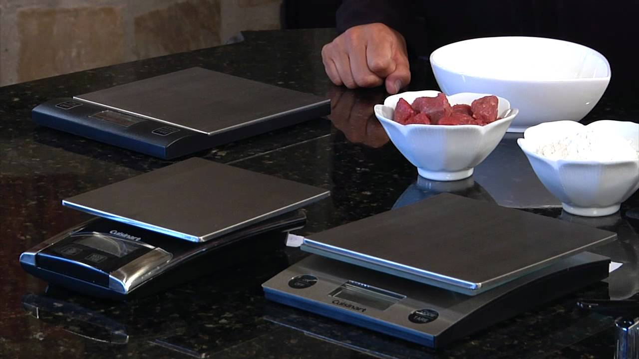 cuisinart scales kitchen accessories video 1 youtube rh youtube com