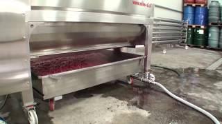 NIKO Aronia - chokeberry processing January 2014