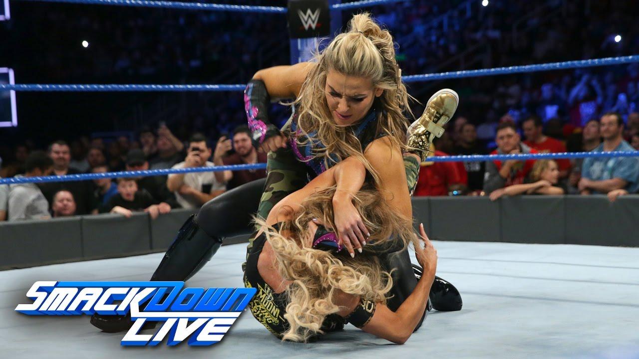 Natalya Confronts Carmella And Nikki Bella Confronts