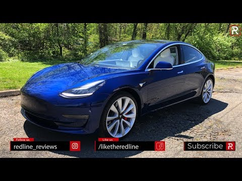 A Year Later... Is the Tesla Model 3 Still the Car of the Future?