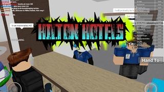 ROBLOX | Hotéis Hilton | Estamos fazendo um ótimo trabalho!
