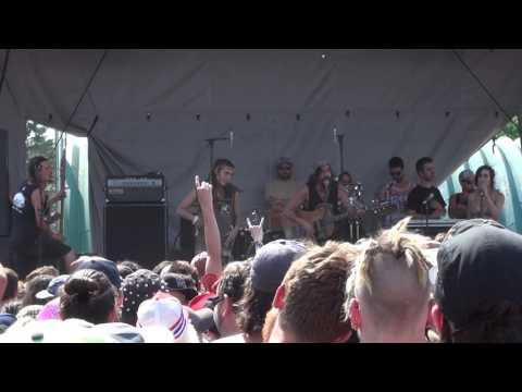 Days N Daze - Call In The Coroner @ Amnesia Rockfest Canada 2016