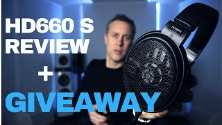 Sennheiser HD 660 S Review + Giveaway | Streaky.com