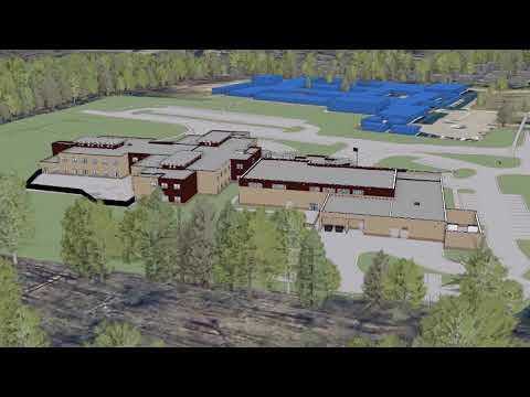 MR-1935F Cherokee Lane Elementary School 3D
