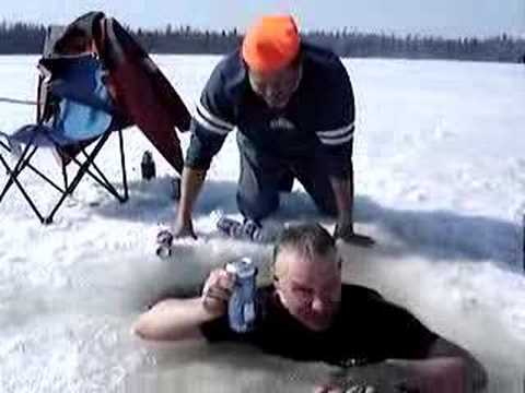 Extreme ice fishing youtube for Ice fishing videos on youtube