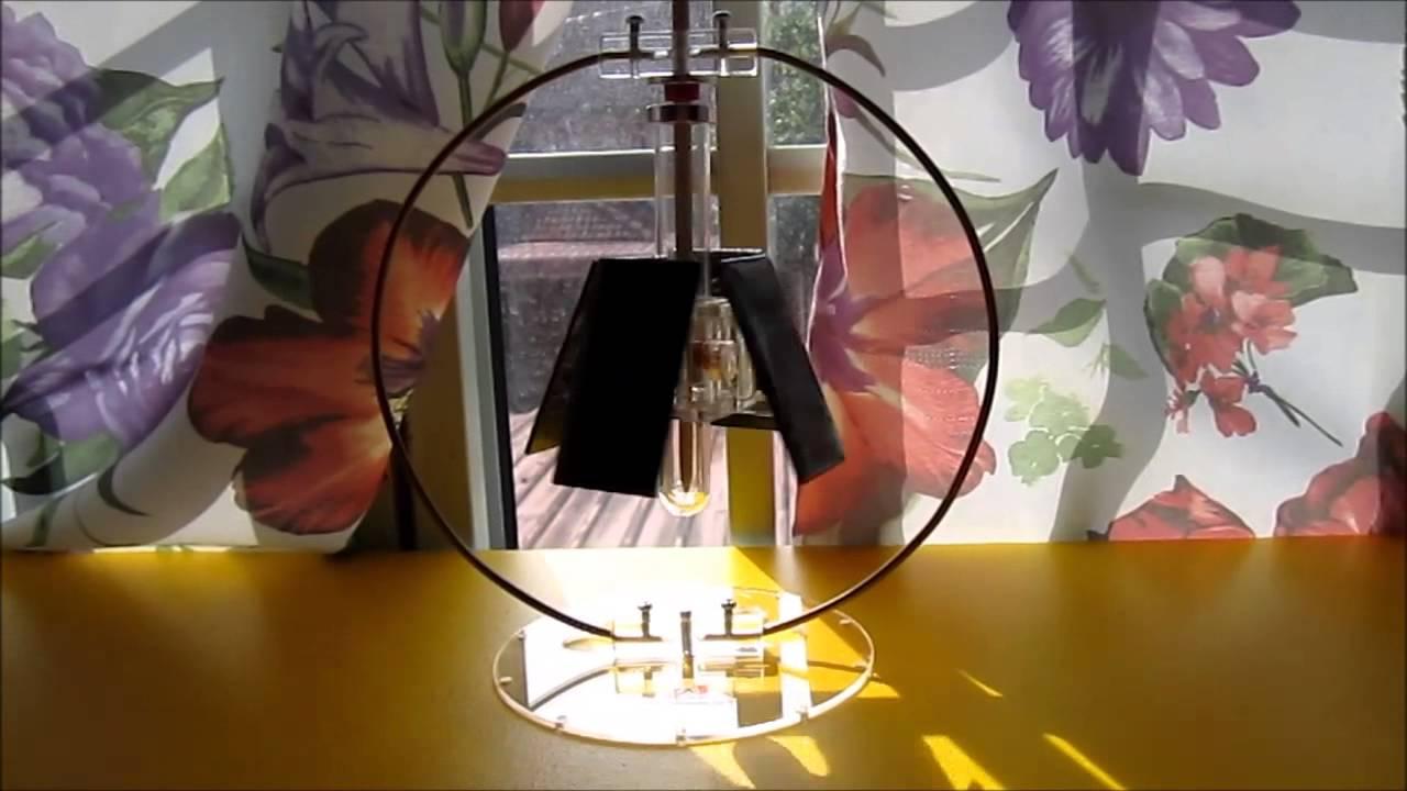 Mendosin brushless magnetic levitation solar motor 61