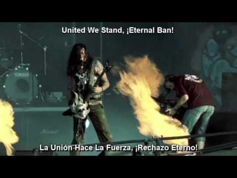 Destruction - Eternal Ban [Lyrics Y Subtitulado Al Español]