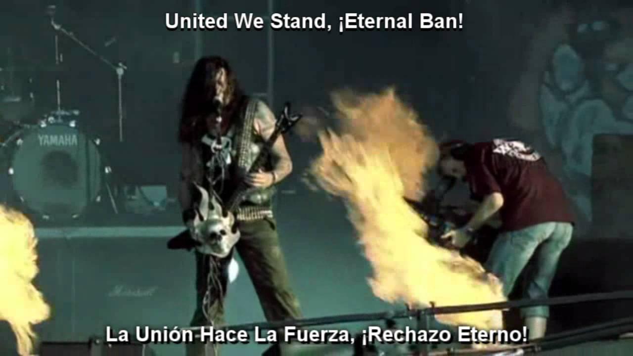 Resultado de imagen de Destruction - Eternal Ban [Lyrics Y Subtitulado Al Español]
