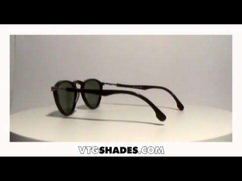 3344714d89 B   L Ray Ban Mod. GATSBY DLX STYLE 2 W1527 - YouTube
