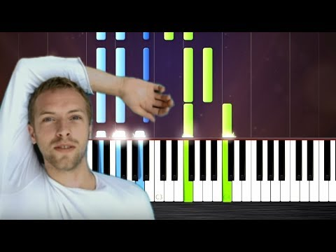 Coldplay The Scientist Piano Tutorial By Plutax Youtube