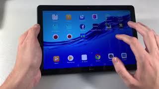 видео обзор планшета Huawei MediaPad T1 7 8 Гб серебристый