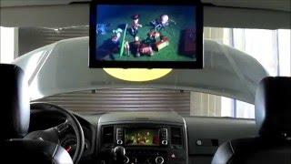 Volkswagen Multivan - Камера заднего вида и мультимедийный центр