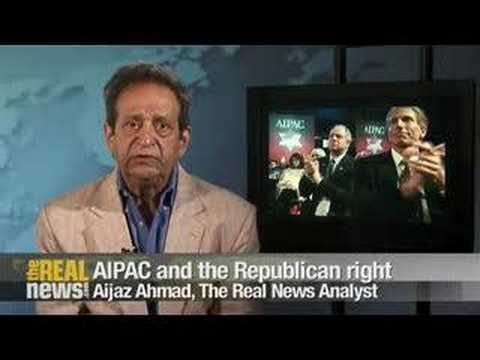 AIPAC and the American right