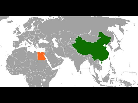 China's Investments in Egypt | The New Silk Road | China's Gateway to Africa