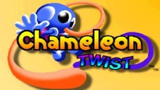 Nintendo 64 Longplay [005] Chameleon Twist