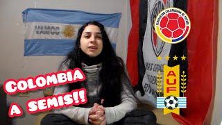 COLOMBIA vs URUGUAY | REACCIÓN | PENALES | CUARTOS DE FINAL | COPA AMÉRICA 2021