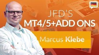 JFD Brokers - Meta Trader 4 und 5 Tutorial - Installation und Download