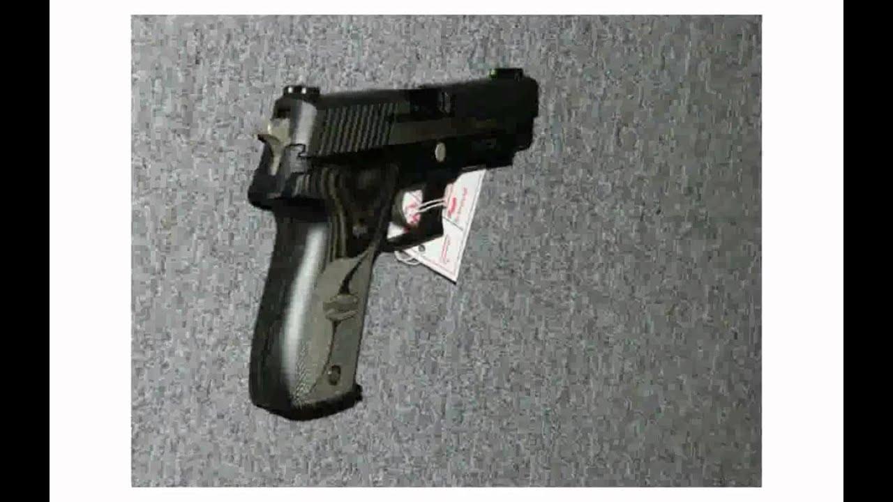 Sig Sauer P220 Compact Sas Gen 2 45 Auto Pistol