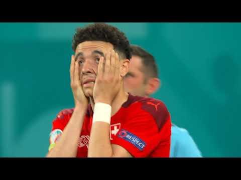 Switzerland Spain Goals And Highlights