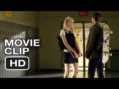 The Amazing Spider-Man CLIP - We Could (2012) Andrew Garfield, Emma Stone Movie HD