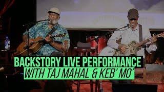 Taj Mahal and Keb 39 Mo 39 perform live