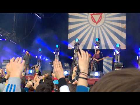 Enter Shikari - Constellations (Park Live 28.06)